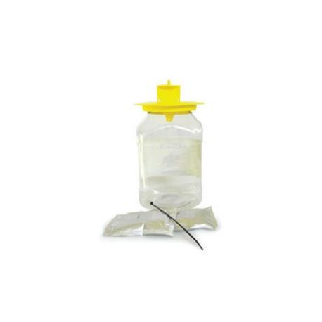 ENTERFLY Trampa reutilizable para moscas